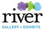 river arts gallery logo