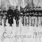Ross Stofflet - Football Team Champions 1917