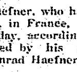 Chelsea Tribune May 1, 1919