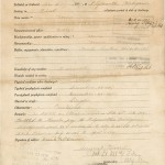Frank O'Connor Enlistment Record