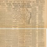 The New York Herald, November 12, 1918