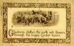 A postcard to Ada Dibden-Easter 1916.